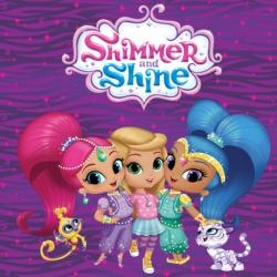 مسلسل الكرتون لؤلؤة و ألماسة Shimmer and Shine