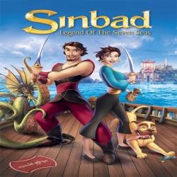 فلم الكرتون سندباد اسطورة البحار السبعة Sinbad Legend Of The Seven Seas 2003 مدبلج للعربية