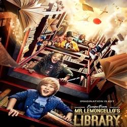 فلم المغامرة العائلي الهروب من مكتبة ليمونسيل Escape from Mr Lemoncellos Library 2017 مترجم للعربية