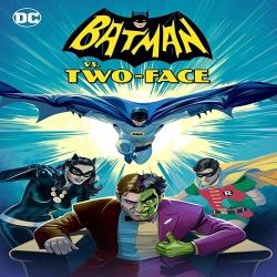 فيلم كرتون الأنيميشن والأكشن والكوميديا Batman vs Two Face 2017 مترجم للعربية