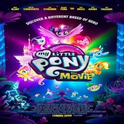 فلم الكرتون مهرتي الصغيرة ماي ليتل بوني My Little Pony: The Movie 2017 مترجم للعربية