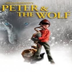 فلم كرتون الانمي الصامت بيتر والذئب Peter & The Wolf 2006
