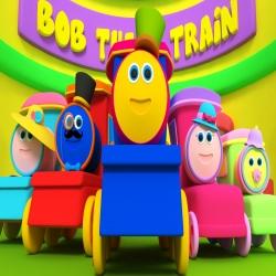 سلسلة الكرتون التعليمي بوب القطار Bob The Train