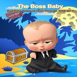 شاهد فلم الكرتون القصير الطفل القائد ومهمة البحث عن الكنز عبر الزمن The Boss Baby And Tims Treasure Hunt Through Time 2017