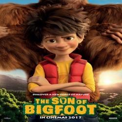 فلم الكرتون ابن صاحب القدم الكبيرة The Son of Bigfoot 2017 مترجم للعربية