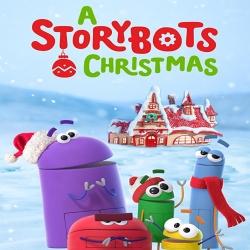 مشاهدة وتحميل فلم  الكرتون A StoryBots Christmas 2017 مدبلج بالعربية