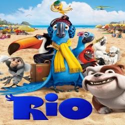 فلم الكرتون ريو الجزء الاول Rio 2011 مدبلج للعربية + نسخة 3D