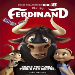 شاهد فيلم كرتون الأنيميشن والمغامرات والكوميديا فرديناند Ferdinand 2017 مترجم للعربية