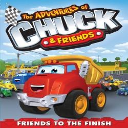 شاهد مسلسل الكرتون تشاك والاصدقاء Chuck & Friends الموسم الاول