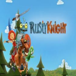 شاهد حلقات جديدة - مسلسل الكرتون الفارس روستي Rusty Knight الموسم الاول