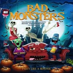 فلم الكرتون الوحوش السيئة Bad Monsters 2017 مترجم للعربية