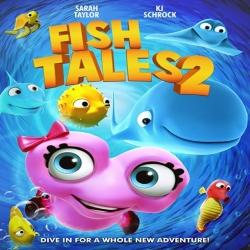 فلم الكرتون حكاية سمكة 2 Fishtales 2 2017 مترجم للعربية