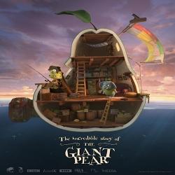 فلم الكرتون The Giant Pear 2017 مترجم للعربية