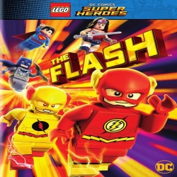 فلم كرتون الانيميشن Lego DC Comics Super Heroes: The Flash 2018 مترجم للعربية