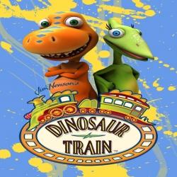 مسلسل الكرتون قطار الديناصور Dinosaur Train