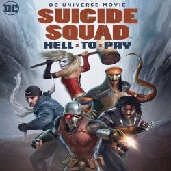 فلم الكرتون الانيميشن والاكشن Suicide Squad Hell to Pay 2018 مترجم للعربية