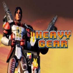 مسلسل الكرتون الدروع الثقيلة Heavy Gear