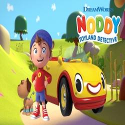 مسلسل الكرتون نودي في مدينة الالعاب Noddy s Toyland Adventures