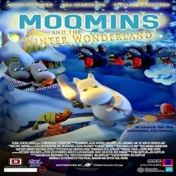 فلم الكرتون Moomins and the Winter Wonderland 2017 مترجم للعربية