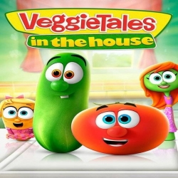 مسلسل الكرتون حكاية الخضار في المنزل Veggie Tales in the House