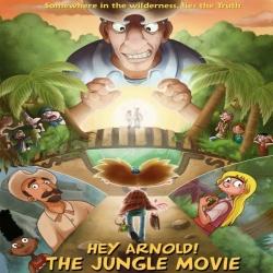 فلم الكرتون Hey Arnold: The Jungle Movie 2017 مترجم للعربية