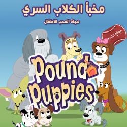 مسلسل الكرتون مخبأ الكلاب السري pound puppies  الموسم الثالث