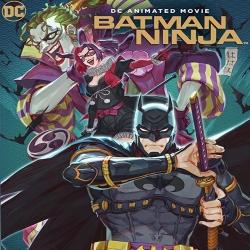 فلم كرتون الانيميشن والاكشن باتمان Batman Ninja 2018 مترجم للعربية