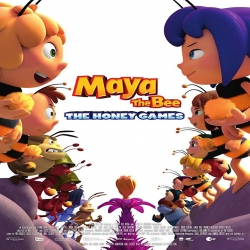 شاهد فلم كرتون الانيميشن والكوميديا النحلة مايا العاب العسل Maya the Bee: The Honey Games 2018 مترجم