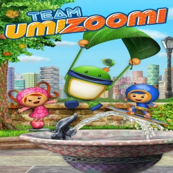 مسلسل الكرتون فريق اومي زومي team umi zoomi