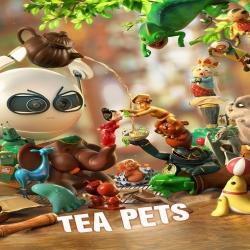فلم كرتون الانيمشن و المغامره حيوانات الشاي الاليفة Tea Pets 2017 مترجم