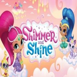 مسلسل الكرتون لؤلؤة و الماسة Shimmer and Shine الموسم الثاني