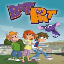 حلقات جديدة مسلسل الكرتون الواطواط بات Bat Pat الموسم الاول