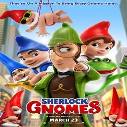 فلم الكرتون أقزام شيرلوك Sherlock Gnomes 2018 مترجم للعربية