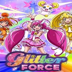 مسلسل الكرتون القوة اللامعة دوكي دوكي Glitter Force Doki Doki الموسم الاول