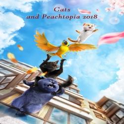 فلم الكرتون القطط و الخوخ Cats and Peachtopia 2018 مترجم للعربية