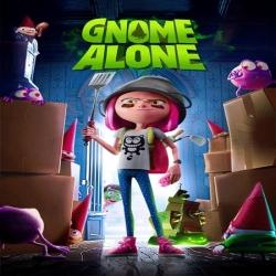 شاهد فلم الكرتون قزم بمفرده Gnome Alone 2017 مترجم للعربية