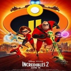فلم الكرتون ابطال خارقون 2 - Incredibles 2 2018 مدبلج للعربية + نسخة مترجمة