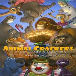 فلم الكرتون مقرمشات حيوانية Animal Crackers 2017 مترجم للعربية