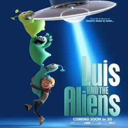 فلم الكرتون لويس والاجانب Luis and the Aliens 2018 مترجم للعربية