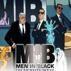 مسلسل الكرتون المدبلج الفرقة م 7 Men In Black