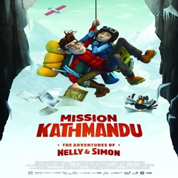 فلم ميشن كاثماندو: ذي ادفينتشرز اوف نيلي اند سايمون  Mission Kathmandu: The Adventures of Nelly Simon 2017 مترجم