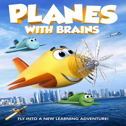 فلم Planes with Brains 2018 مترجم
