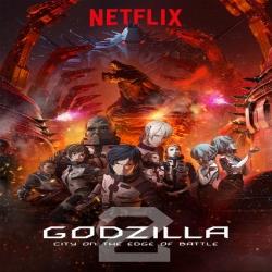 فلم الانيميشن غودزيلا: المعركة الكبرى Godzilla: City on the Edge of Battle 2018 مترجم