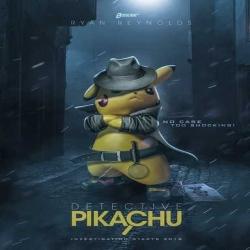 الفيلم العائلي بوكيمون: المحقق بيكاتشو Pokémon Detective Pikachu 2019