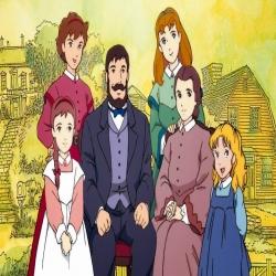 مشاهدة مسلسل كرتون نساء صغيرات الجزء الاول - مدبلج للعربية
