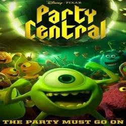 فلم الكرتون جامعة المرعبين: الحفلة المركزية Party Central 2014