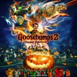 الفلم العائلي صرخة الرعب 2: اشباح الهالوين Goosebumps 2 مترجم