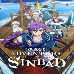 ماغي مغامرات السندباد Magi Adventure of Sinbad الموسم الاول - مترجم للعربية