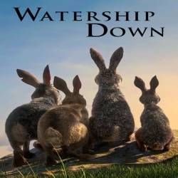 مسلسل العائلة الماء ينزلق Watership Down مدبلج للعربية