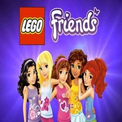مسلسل الكرتونليجوالصديقاتLego Friends الموسم الثاني - مدبلج للعربية